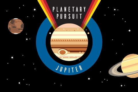 Planetary Pursuit: Jupiter