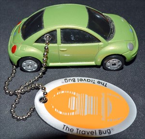 Tink the Travel Bug