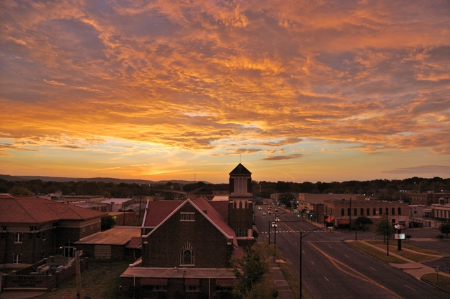 Russellville (AR) United States  city images : Downtown Russellville Tour Wherigo Cache in Arkansas, United States ...