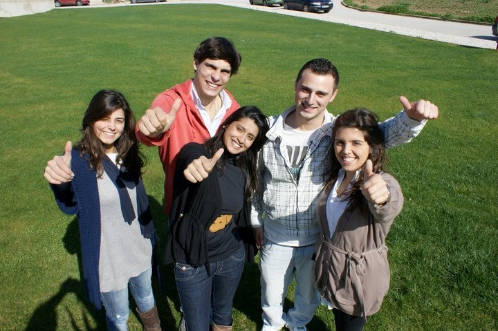 Students of the Polytechnic Institute of Tomar