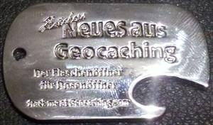 Neues aus Ceocaching für DiSiEmNi