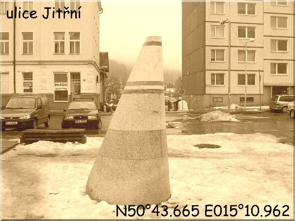 ulice Jitrni