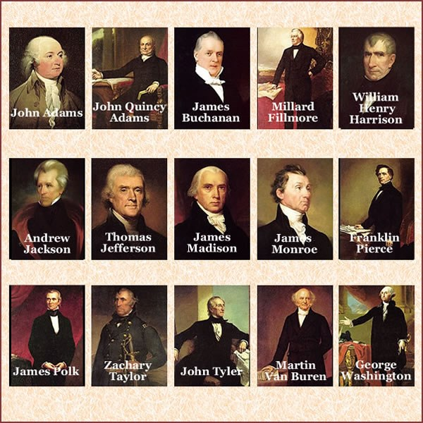 Gc2fzbq happy birthday mr president unknown cache in for Pictures of all presidents of the united states in order
