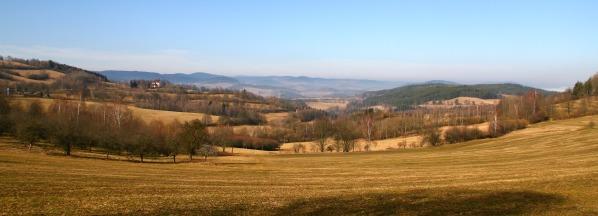 Jarní panorama