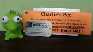 Charlie's Pet