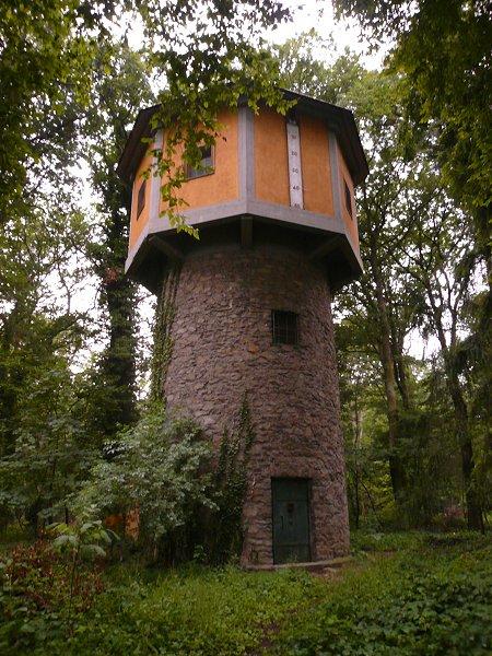 Wasserturm im Hain