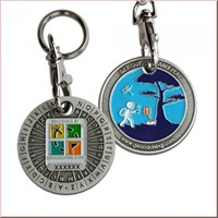 Mandix' Key Coin