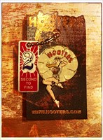 STF Hooters Pin