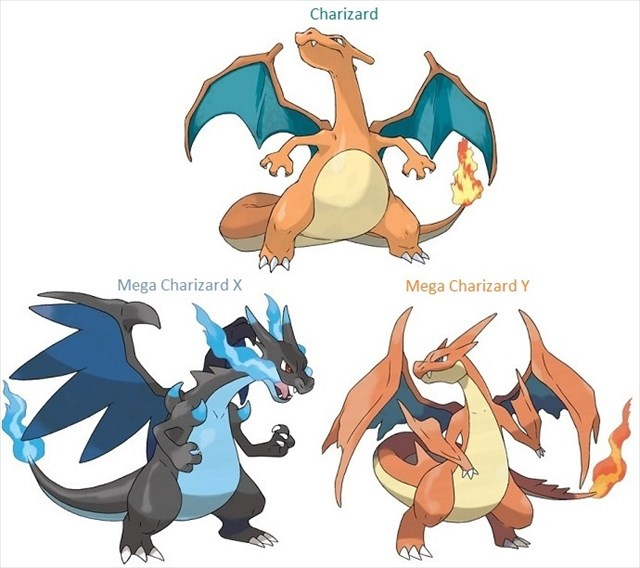 Mega Charizard~ Pokemon X and Y by amiel422 on DeviantArt |Pokemon X And Y Mega Evolutions Charizard