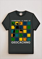 10 years geocaching