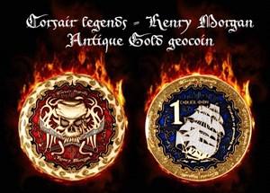 Henry Morgan Geocoin