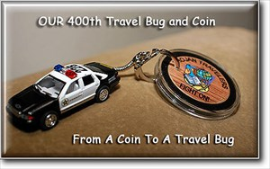 From A Coin To A Travel Bug