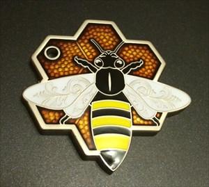 Das Bienchen von vorne