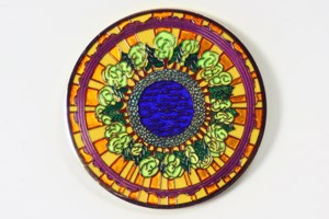 Nature's Night and Day Geocoin - Day