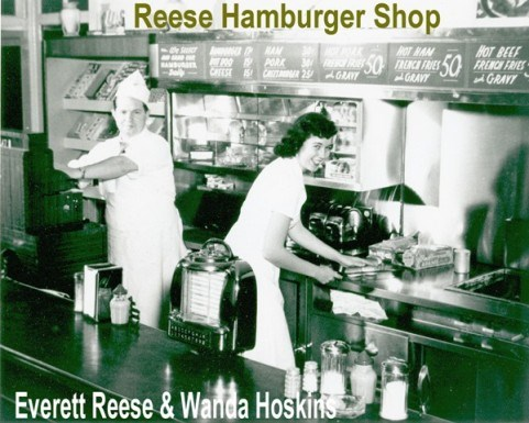 resses hamburgers  portsmouth ohio