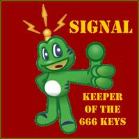 SIGNAL - KEEPER OF THE 666 KEYS