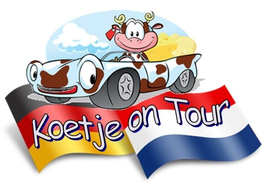 Koetje on Tour Logo