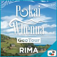 GeoTour: Tuia Mātauranga - Pōkai Whenua: Rima