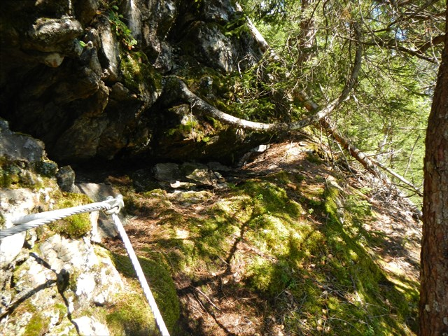 Klettersteig Nasenwand : Gc kjx nasenwand klettersteig ginzling traditional cache in