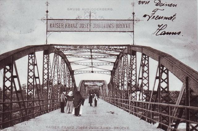 Hranicni most Franze Josefa I.
