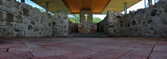 Otvorený kostolík