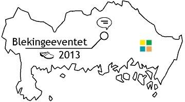Blekingeeventet 2013 logo