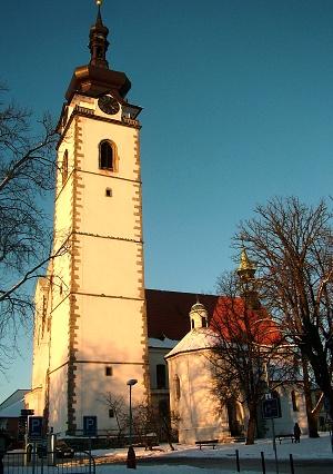 Dekansky kostel