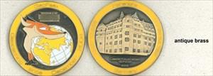 Duche's GeoFaex Coin