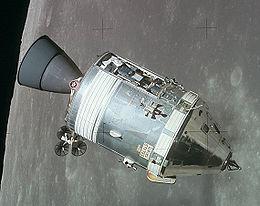 Velitelský a servisní modul (mise Apollo 15)