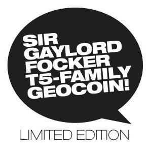 Sir Gaylord Focker T5-Family Geocoin!