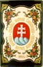 stanovy Matice slovenskej