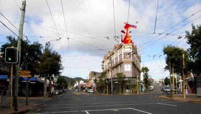 Z Newtown Wellington The building in the photos and