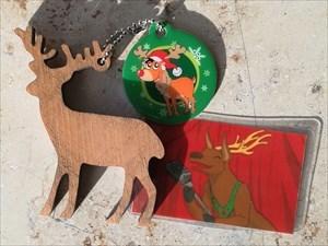 Santa's Reindeer DONNER