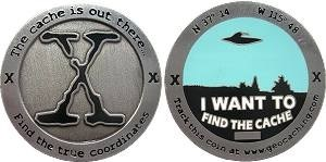 I want to find the Cache Geocoin