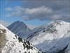The Mount Lawson / Mount Inflexible Ridge