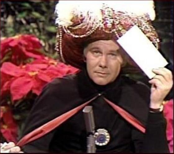 Johnny Carson -- one of the final Carnac segments - YouTube  |Amazing Carnac Johnny Carson Bit