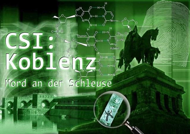 CSI: Koblenz 4 - Mord an der Schleuse