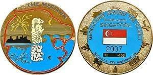 Ellandel's Singapore 2007 - gold