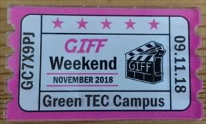GeoToken GIFF 2018 Event 01/10