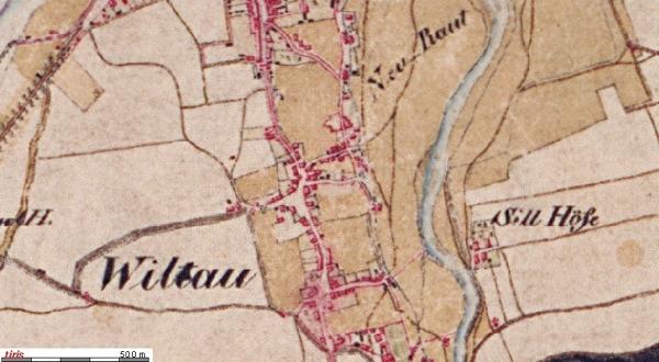 Sillhöfe 1816