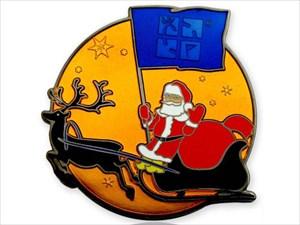 Frohe Weihnachten Geocoin