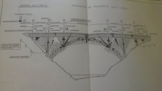 Schemi Elettrici Free : Gc7jv2a luci sul ponte traditional cache in lombardia italy