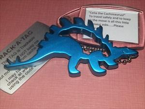 Dinosaur Cookie Cutter et cachet