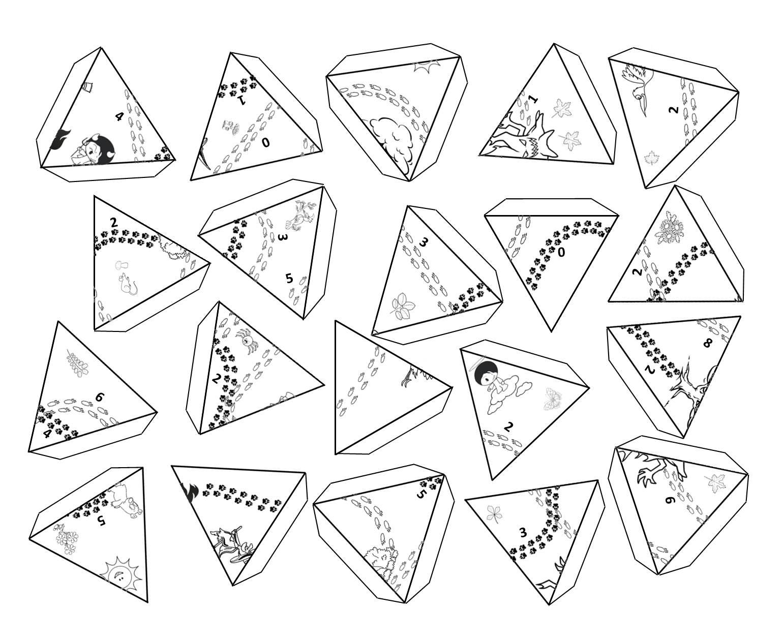 Ecken und Kanten - Rätsel