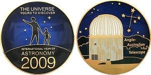 International Year of Astronomy 2009 Geocoin