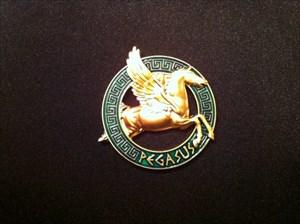 Pegasus Gold antik