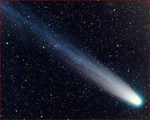 Radioburwoods Comet