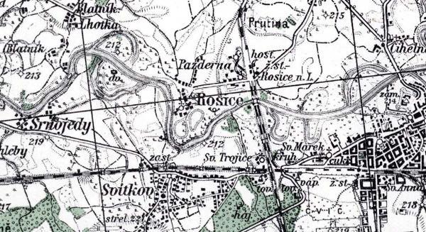 Mapa 1934