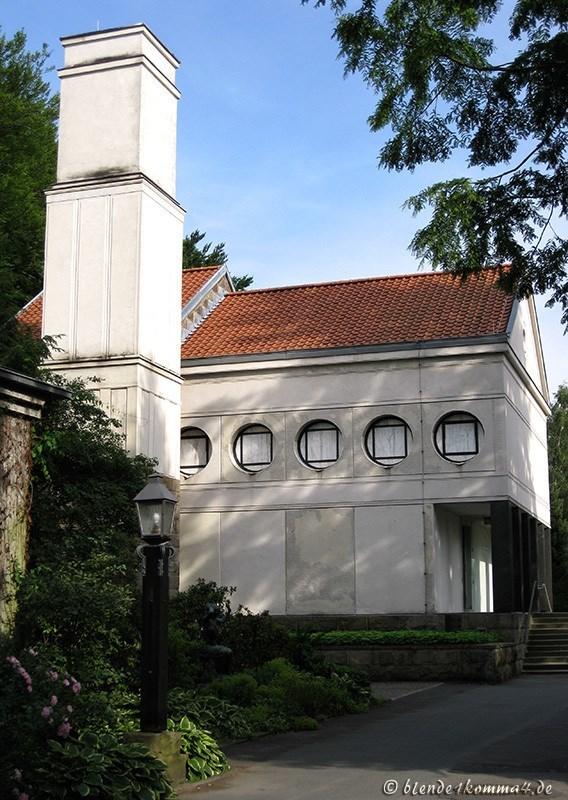 Eduard Müller Krematorium Hagen-Delstern