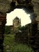 As ruínas vistas através das ruínas